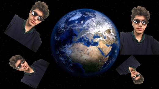 dünyalı fotoshop