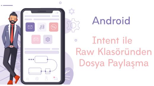 android intent ile ses paylaşımı